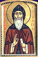 Venerable Barlaam the Abbot of Khutyn, Novgorod