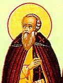 Venerable Zosimas, Abbot of Vorbozomsk