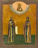 Venerable Matrona the Abbess of Constantinople