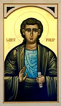 Apostle Philip the Deacon of the Seventy