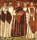 St. Justinian the Emperor