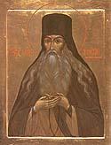Venerable Paisius Velichkovsky