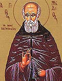 Venerable Gennadius of Vatopedi, Mt Athos