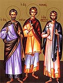 New Martyr Anastasius of Epirus