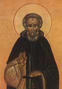 Venerable Diodorus, Abbot of Yuregorsk