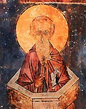 Venerable Alypius the Stylite of Adrianopolis