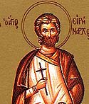 Martyr Irenarchus at Sebaste