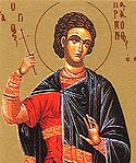 Martyr Paramon and 370 Martyrs in Bithynia