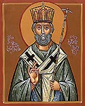 Hierarch Samuel, Second Catholicos of Georgia