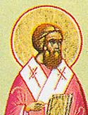 Hieromartyr Cyprian, Virgin Martyr Justina, and Martyr Theoctistus, of Nicomedia