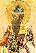 Uncovering of the relics of Saint Barsanuphius, Bishop of Tver