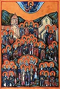 Venerable Fathers and Mothers of the Klarjeti Wilderness