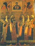 St. Philip the Metropolitan of Moscow and All Russia