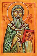 Saint Arsenius the Great, Catholicos of Georgia