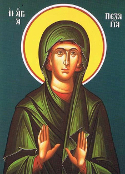 Venerable Pelagia the Penitent