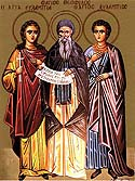 Saint Theophilus the Confessor of Bulgaria