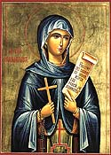 Venerable Parasceva (Petka) of Serbia