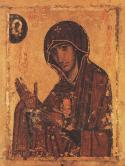 """Machairotissa"" Icon of the Mother of God"