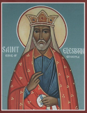 Blessed Elesbaan, King of Ethiopia