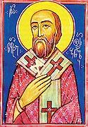 Martyr Neophytus of Urbin, Georgia