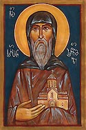 Saint Serapion of Zarzma
