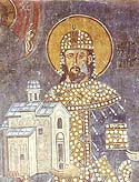 Venerable Dragutin (Theoctistus in Monasticism) of Serbia