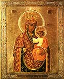 "Icon of the Mother of God ""Chernigov-Gethsemane"""