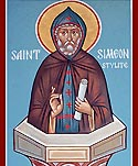 St. Simeon Stylites, the Elder