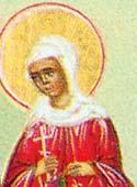 Martyr Basilissa of Nicomedia