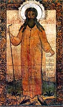 "Blessed John ""the Hairy"" and Fool-For-Christ at Rostov"