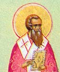 Hieromartyr Babylas the Bishop of Antioch