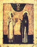 St. John the Archbishop and Wonderworker of Novgorod