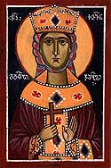 Greatmartyr Ketevan, Queen of Georgia