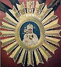 Icon of the Mother of God of Lesna