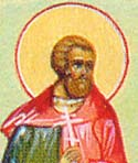 Martyr Porphyrius the Actor