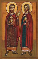 New Martyrs Isaac and Joseph of Georgia