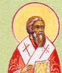 Saint Eumenius, Bishop of Gortyna