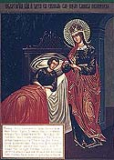 """The Healer"" Icon of the Mother of God"