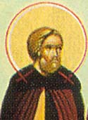 Venerable Abramius, Abbot of Mirozh, Pskov