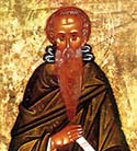 Venerable Chariton the Confessor the Abbot of Palestine