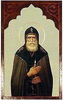 Venerable Pimen the Long-Suffering of the Kiev Near Caves