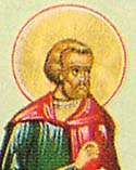 Venerable Theophanes the Merciful of Gaza