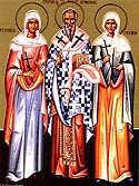 Martyr Gaiana of Armenia