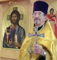 Mitered Archpriest Michael Margitich