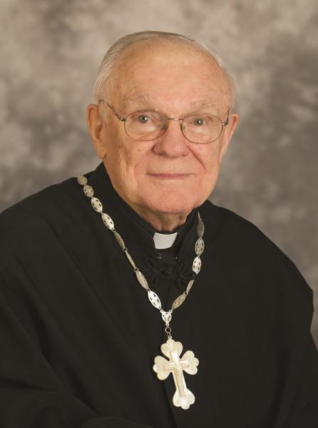Archpriest John Mason
