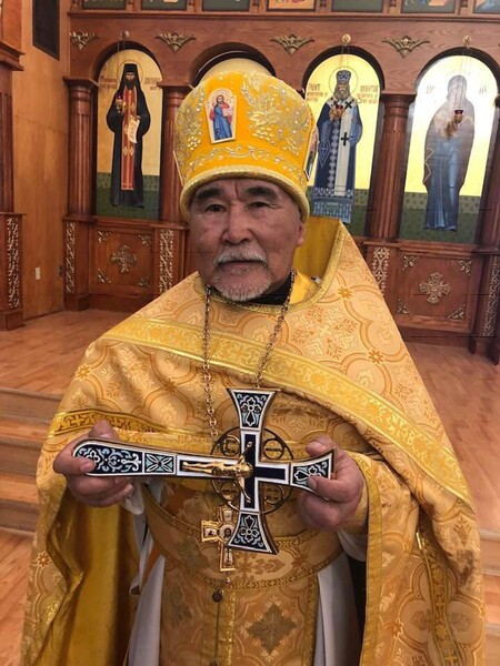 The Mitred Archpriest Phillip Alexie