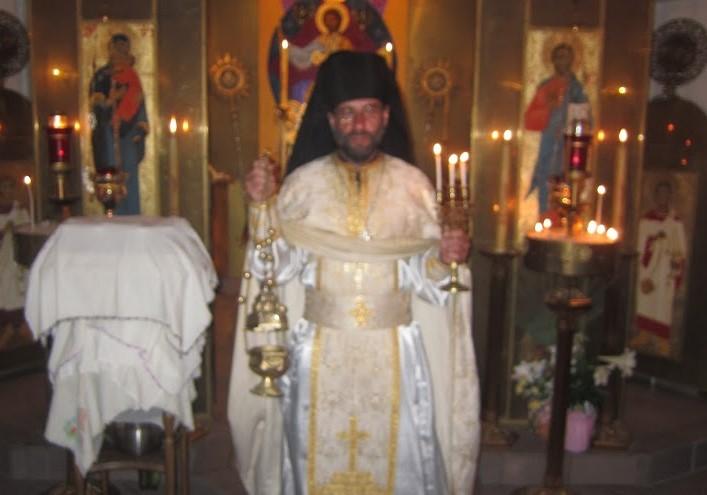 Hieromonk Peter (Didun)