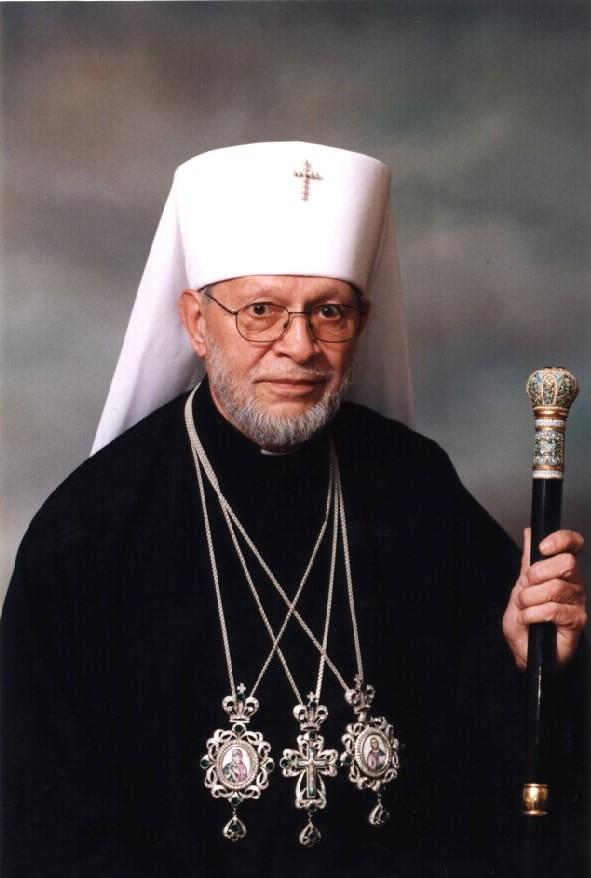 metropolitan theodosius