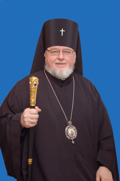 His Eminence Archbishop David