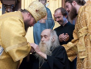 The Repose of His Eminence, Archbishop Dmitri